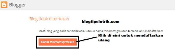 Bagaimana Cara Mendaftar Blog Zombie