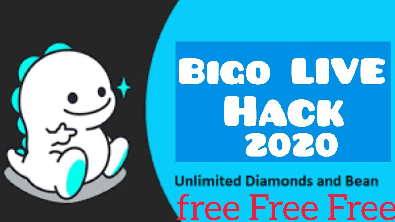Claim Bigo Live Unlimited Diamonds and Beans For Free! 100% Working [20 Oct 2020]