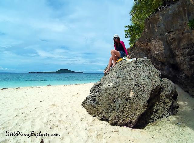 cuatro islas, when in tacloban, inopacan, leyte, tacloban blogger, white beach, sandbar