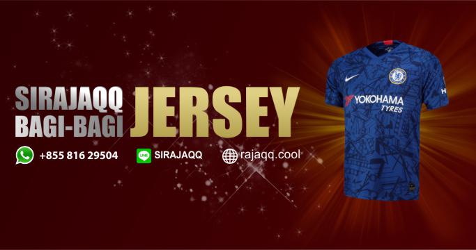 SIRAJAQQ Bagi-bagi Jersey
