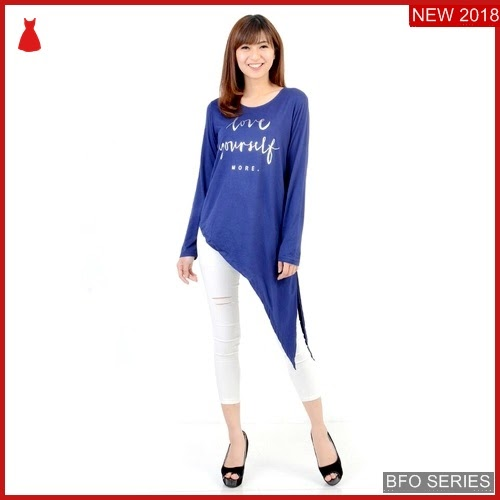 BFO252B52 LOVE Model YOUR SELF Jaman Now BLOUSE BMGShop