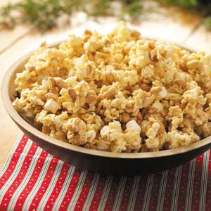 Popcorn Delight, a host pick from Funtastic Friday #313!