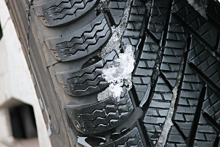 Types of tyres, everything about tyres
