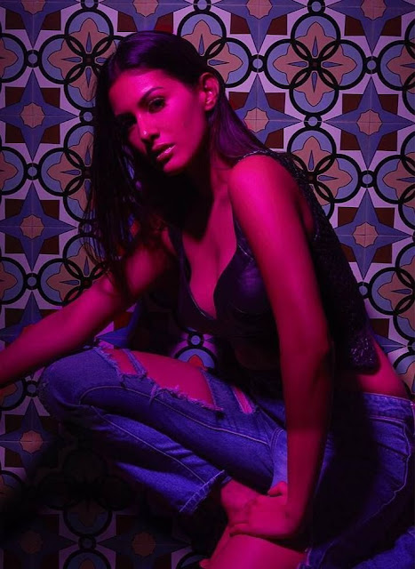 Amyra Dastur Dark Lighting Photoshoot