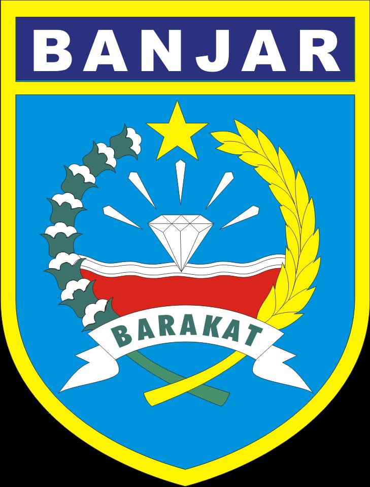 Logo Kabupaten Banjar - Kumpulan Logo Indonesia