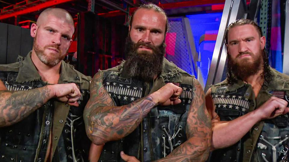 Forgotten Sons se aliam a King Corbin no Friday Night SmackDown