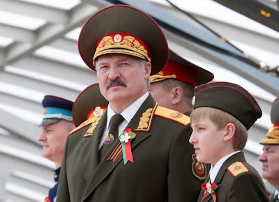 Belarusan President Alexander Lukashenko