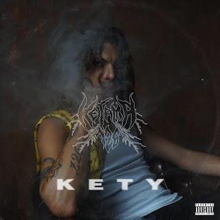 Copertina di Kety, il nuovo disco di Ketama126.