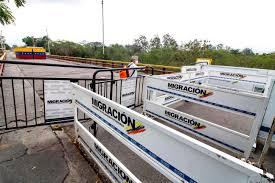 Toque de queda y Ley Seca impone Colombia en Frontera Venezolana