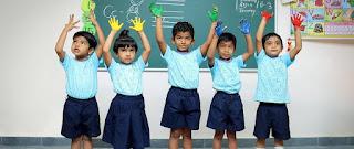 Nursery in Government Schools .. LKG .. UKG