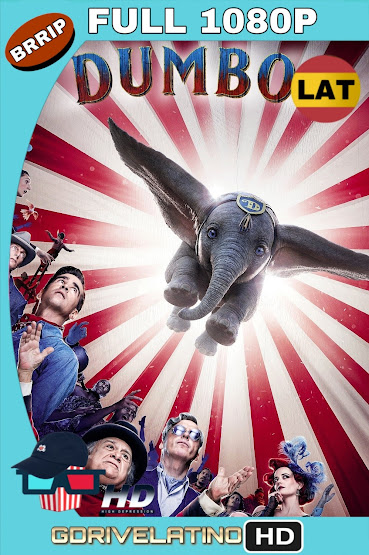 Dumbo (2019) BRRip 1080p Latino-Ingles MKV