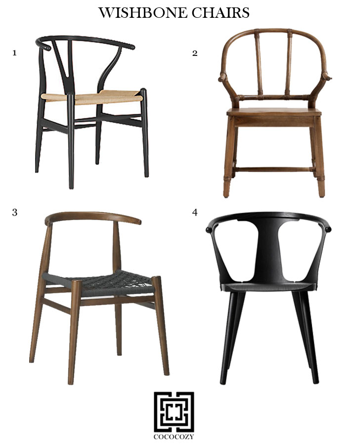 wishbone chair classic furniture cococozy. Black Bedroom Furniture Sets. Home Design Ideas