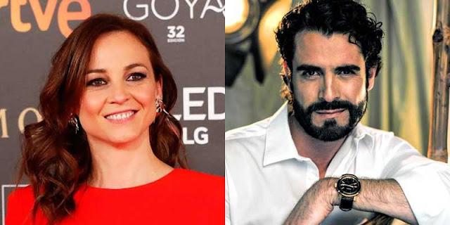 Leonor Watling y Rafael Novoa protagonista de 'La Templanza'