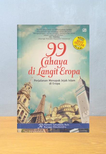 99 CAHAYA DI LANGIT EROPA, Hanum Salsabiela Rais & Rangga Almahendra