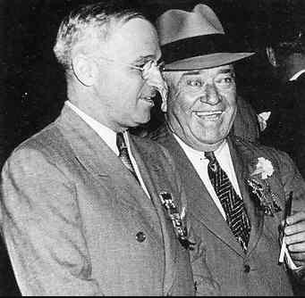 politics corruption Truman organized crime Mafia CIA graft kickbacks history books