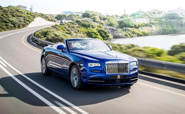LATEST 2016 Rolls-Royce Dawn