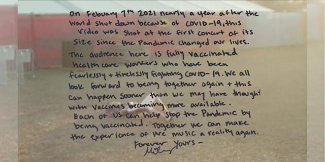 """Miley Cyrus lanza el video oficial de su tema """"Angels Like You"""""""