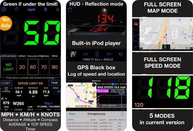 Aplikasi Speedmeter Sepeda Terbaik di Android dan iOS-5