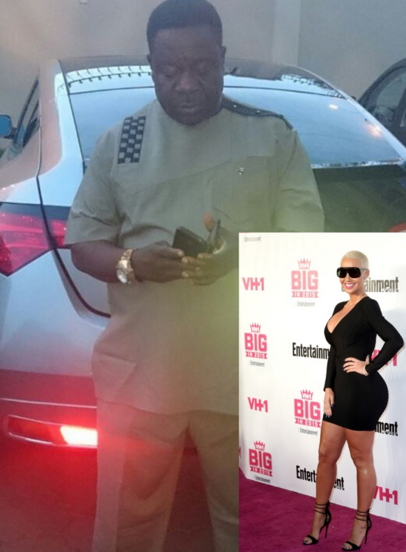 mr ibu reply to amber rose