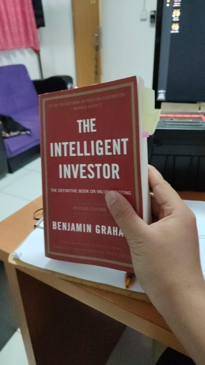 Buku The Intelligent Investor