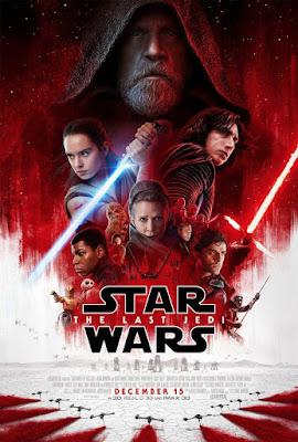 Star wars, the last jedi, los últimos jedi, nos vamos al cine, película, cartelera, saga, cine, daisy ridley, rian johnson, ciencia ficción,