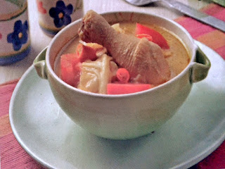 Gambar Resep Ayam Bumbu Tongseng
