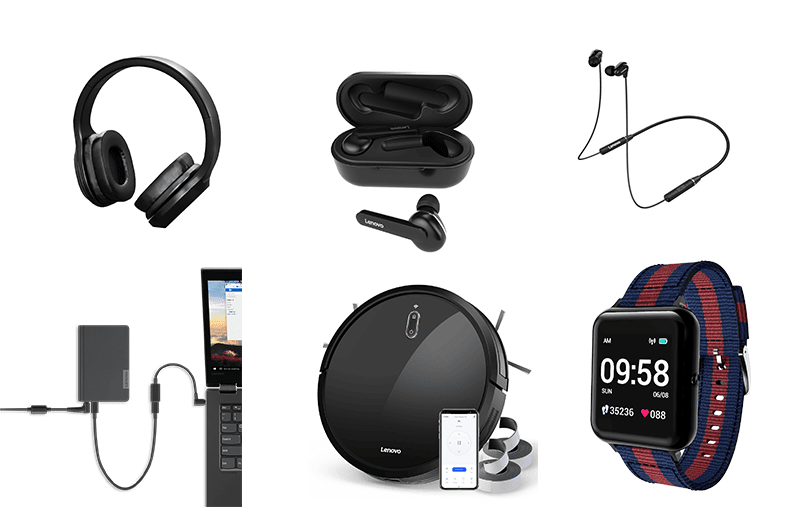 Lenovo launches Robot Vacuum Cleaners and smart accessories in PH