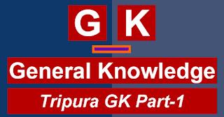 Tripura-Gk-Part-1