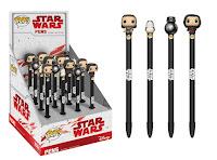 Pop! Pens - Star Wars: The Last Jedi