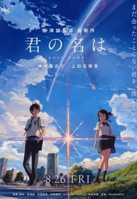Kimi no Na Wa – Your Name Subtitle Indonesia