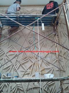 relief untuk dinding rumah