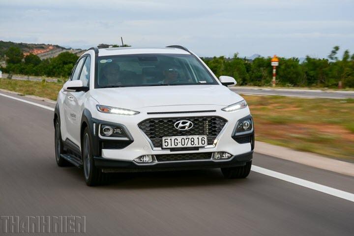 Giá Hyundai KONA giảm gần 20 triệu đồng, quyết đấu KIA Seltos