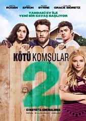 Kötü Komşular 2 (2016) Film indir