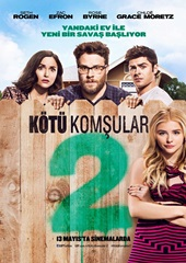 Kötü Komşular 2 (2016) Mkv Film indir