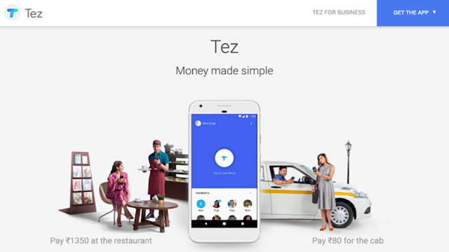 Googles-mobile-payment-app-launched-in-India