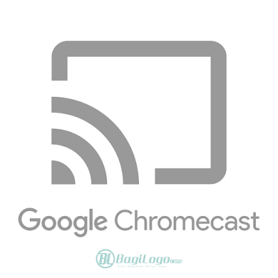 Google Chromecast Logo Vector