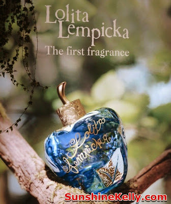 beauty, Lolita Lempicka First Fragrance, Si Lolita and Au Masculin, Latino Sensuality Fragrance, Fragrance