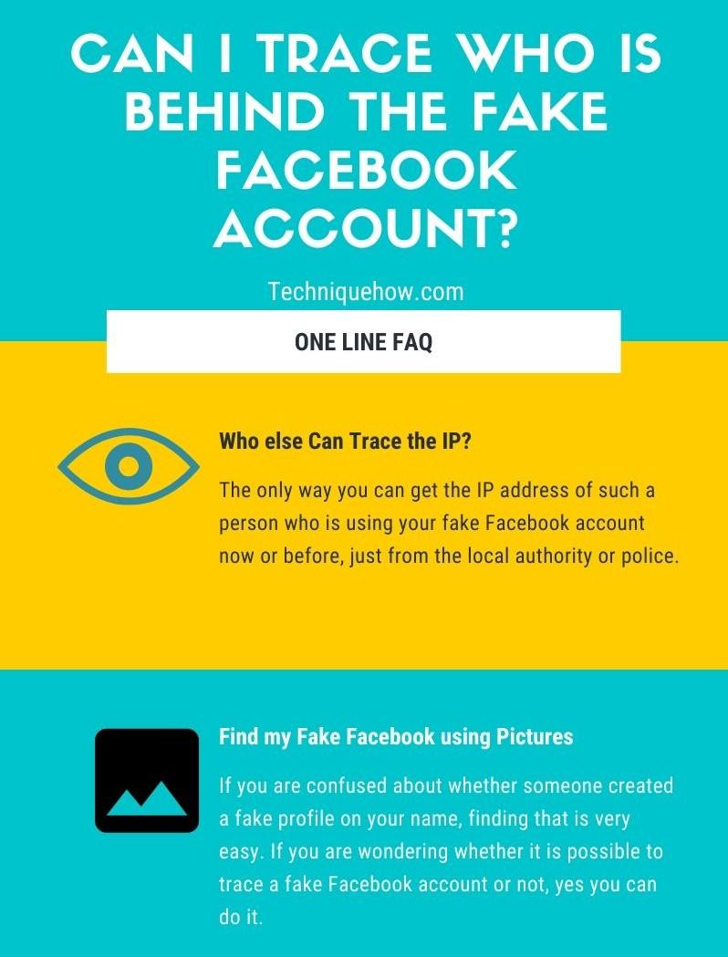 fake facebook tracking