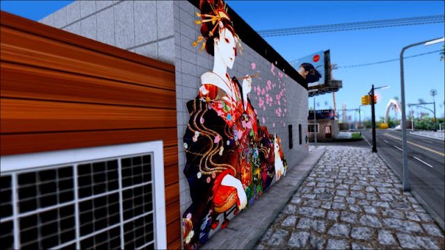 GTA San Andreas Clean & Realistic Graphics Mod 2021