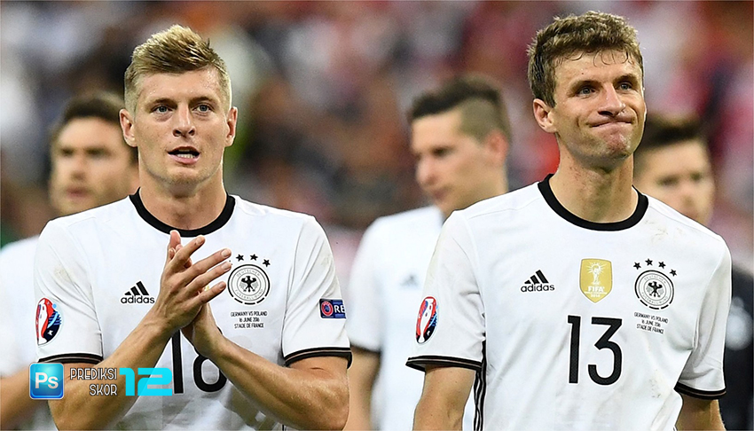 Prediksi Skor Jerman vs Republik Ceko 09 Oktober 2016