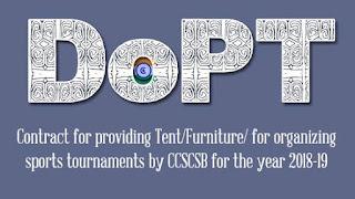 DoPT-CCSCSB