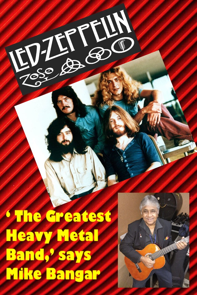 LED ZEPPELIN BEST HEAVY METAL BAND