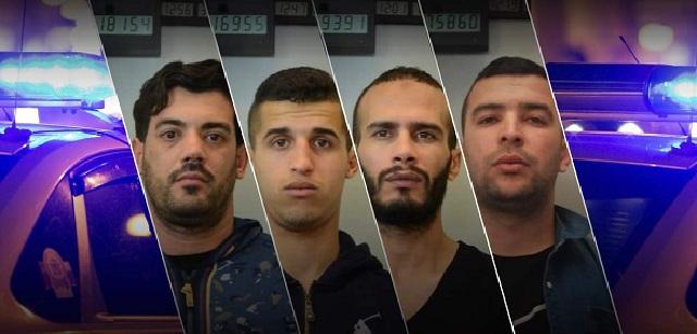 Αυτή είναι η συμμορία των Αλγερινών «προσφύγων» που είχε «τσακίσει» το κέντρο της Αθήνας