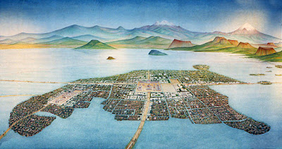 Ciudad de México Tenochtitlán
