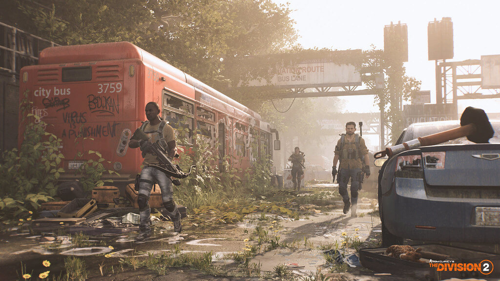 Division 2 Patch Notes: Title Update 4 Adds New Gunner