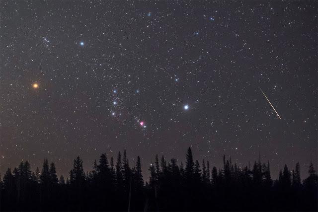 Betelgeuse - estrela da constelação de Orion