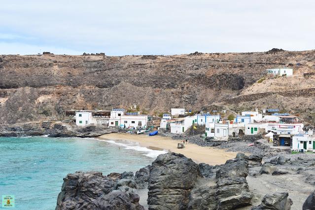 Playa El Puertito de los Molinos, Fuerteventura