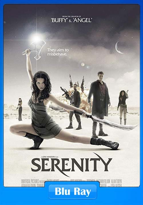 Serenity 2005 Hindi 720p Esub BluRay Dual Audio x264 | 480p 300MB | 100MB HEVC