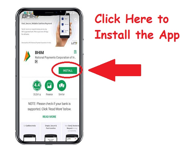 What is BHIM app and How to use Bhim App