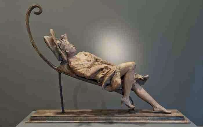 Романтизированный классицизм. Ugo Riva (скульптор)
